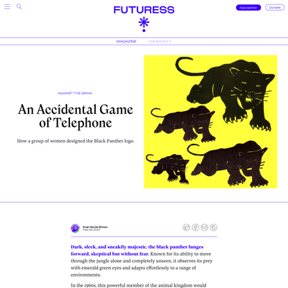 An Accidental Game of Telephone