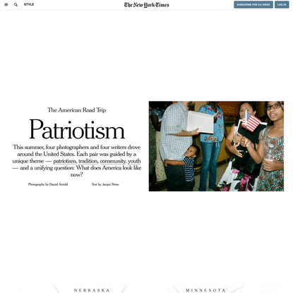 What Makes a Person Patriotic?