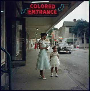 Gordon Parks - Department Store, Mobile, Alabama (1956)
