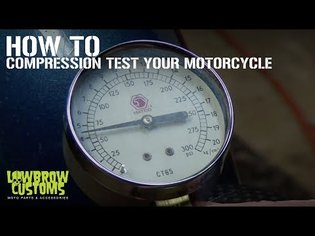 DIY Tech Tip: Perform A Compression Test on your Motorcycle