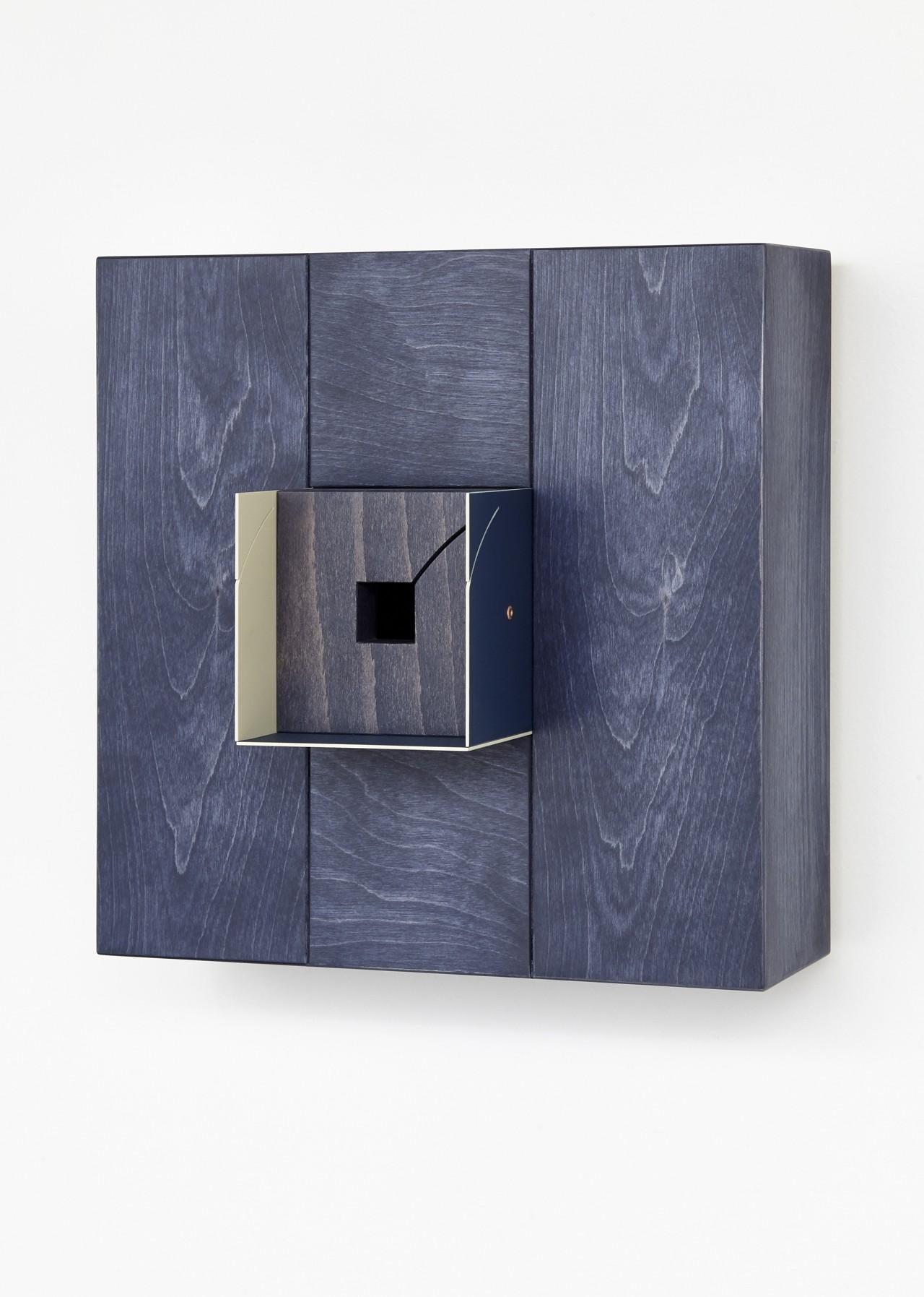Matt Paweski, Wall Work (With Pop Out), 2015