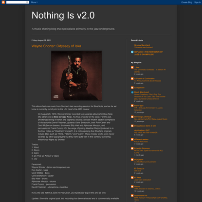 Nothing Is v2.0