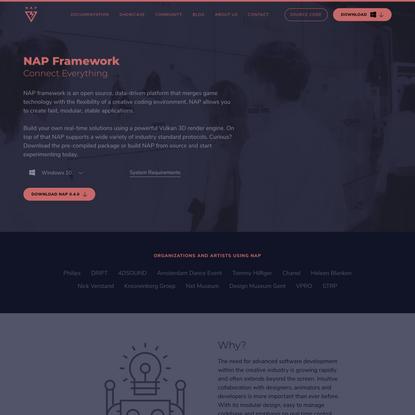 NAP Framework - Connect Everything
