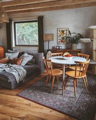 """Katharina's Instagram photo: """"Irgendwie kann ich es immer noch nicht ganz glauben, dass wir unser Häuschen endlich haben. Dr..."""