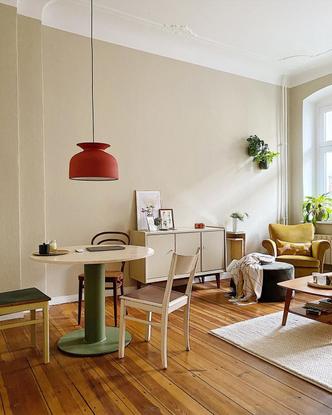 """Stefan on Instagram: """"Also meine neue Lampe passt schon mal toll in den Raum. Das nächste Projekt werden neue Stühle. Mein..."""