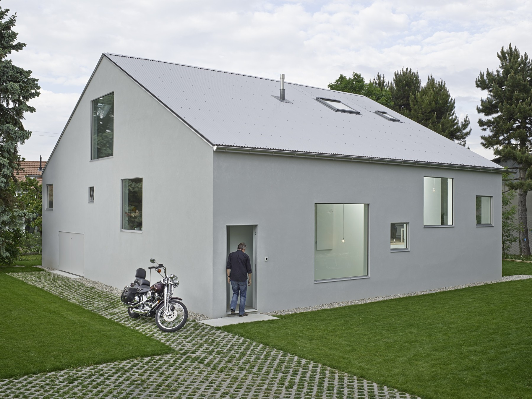 House renovation in Cortaillod