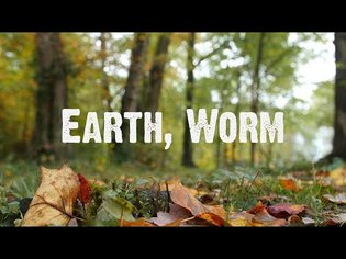 """""""Earth, Worm"""" - Puppet Film Created for the Urban Soils Institute"""