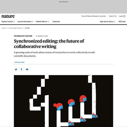Synchronized editing: the future of collaborative writing