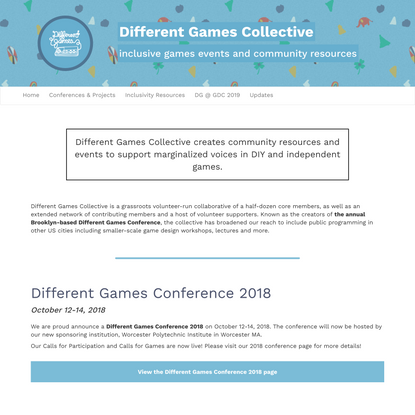 Different Games Collective