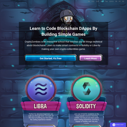 #1 Solidity Tutorial & Ethereum Blockchain Programming Course   CryptoZombies