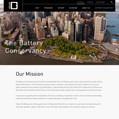 About Us | The Battery
