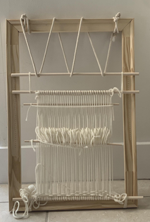 completed loom