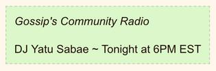Goosips community radio