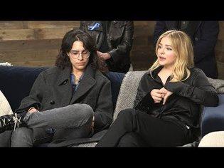 """Chloë Grace Moretz discusses """"The Miseducation of Cameron Post"""" at IndieWire's Sundance Studio"""