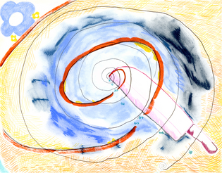 Emilia Wang, time as spiral