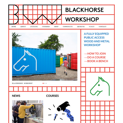 Blackhorse Workshop