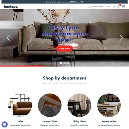Designer Furniture, Contemporary Furniture, Bauhaus