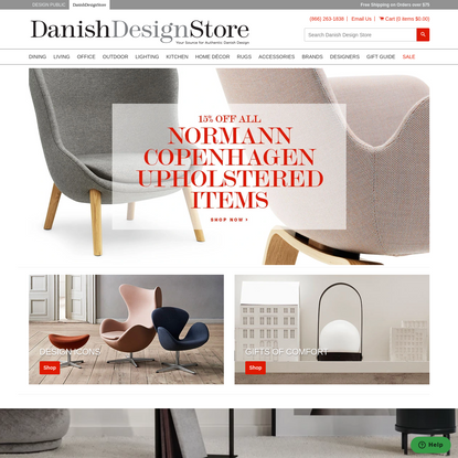 Your source for authentic danish design