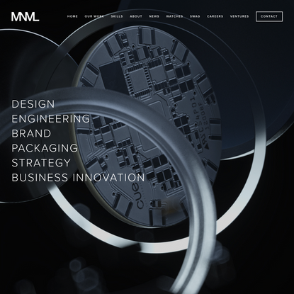 MINIMAL Inc. Design | Engineering | Brand | Innovation Agency