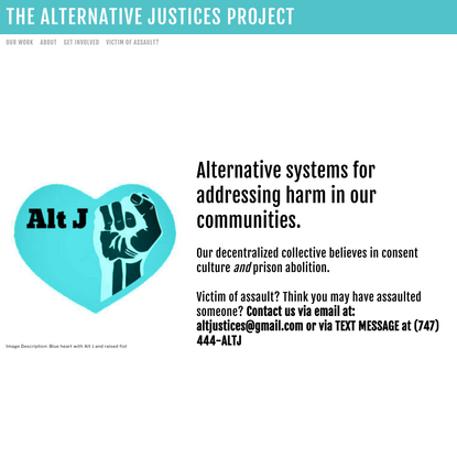 The Alternative Justices Project