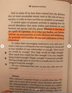 Pleasure Activism // Adrienne Maree Brown