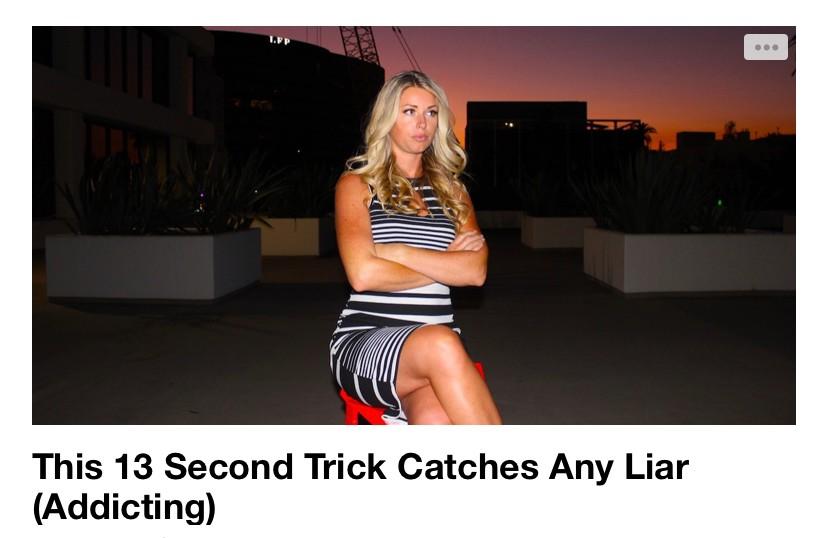 13 Second Trick