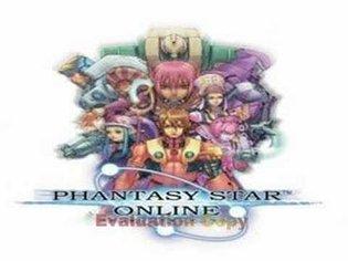Phantasy Star Online - Image Of Hero