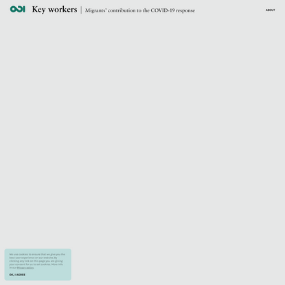 Key workers: migrants' contribution to the COVID-19 response