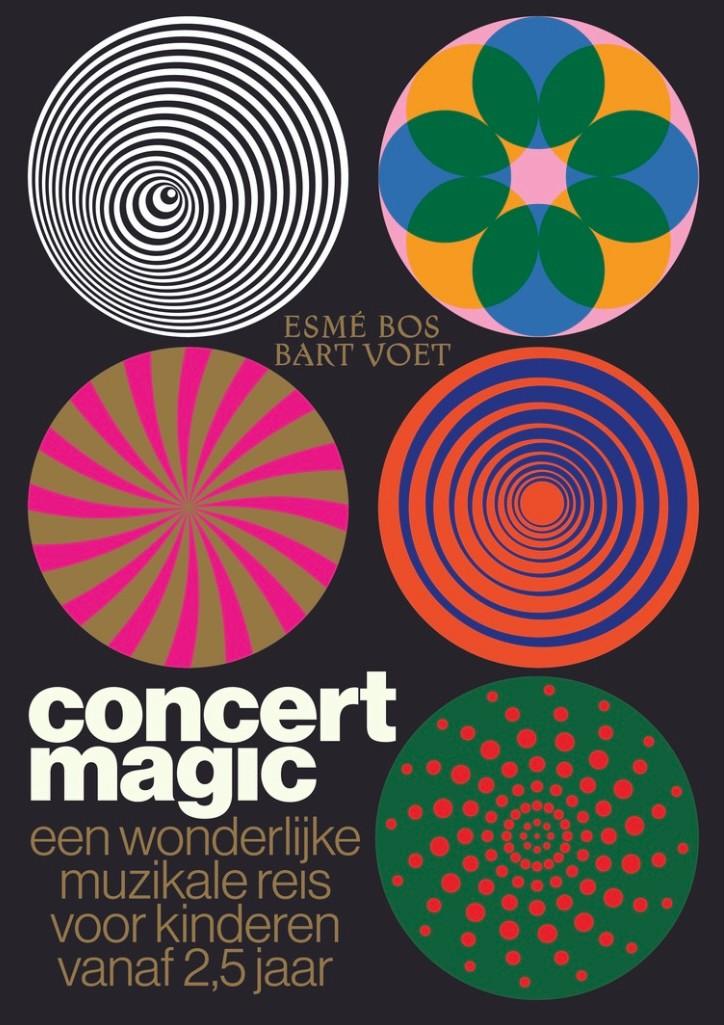 Concert Magic - Tom Hautekiet