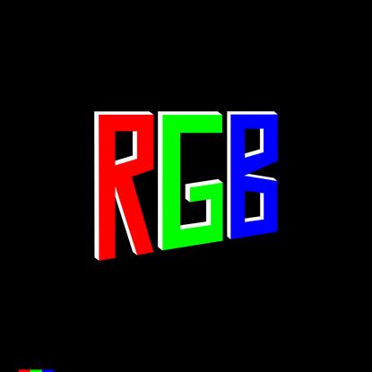 RRR GGG BBB