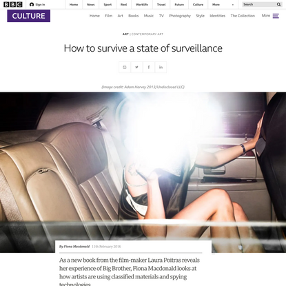 How to survive a state of surveillance