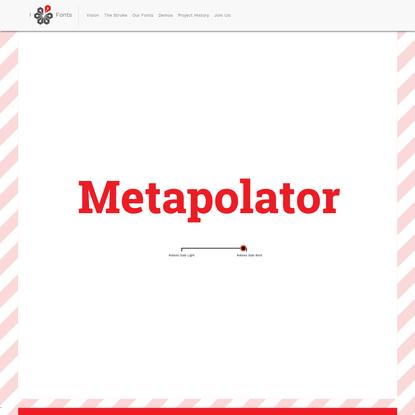 Metapolator