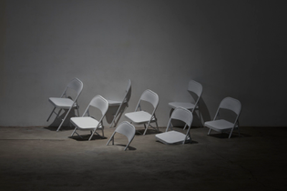 Folding Chairs, Stalgiagrigg, 2019