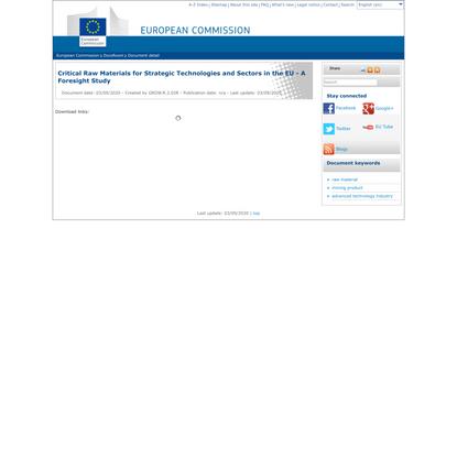 DocsRoom - European Commission