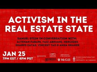 Activism in the Real Estate State