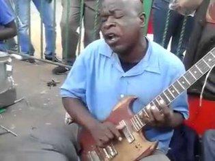 Zimbabwe Street Musicians