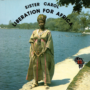 Sister Carol // Liberation For Africa