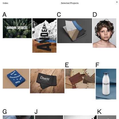 Bureau Collective – Index
