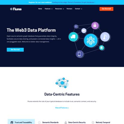 Fluree | The Web3 Data Platform Fluree