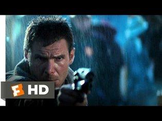 """Blade Runner (3/10) Movie CLIP - """"Retiring"""" Zhora (1982) HD"""