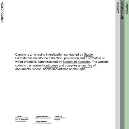 www.cambio.website