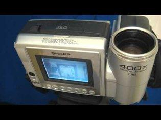 Sharp Viewcam