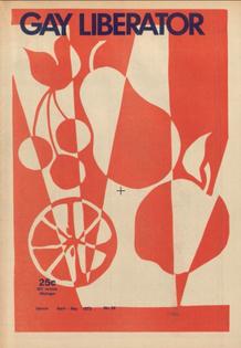 Gay Liberator: April — May 1973