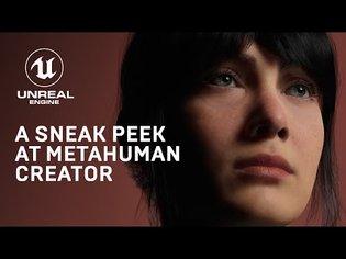 MetaHuman Creator: High-Fidelity Digital Humans Made Easy | Unreal Engine