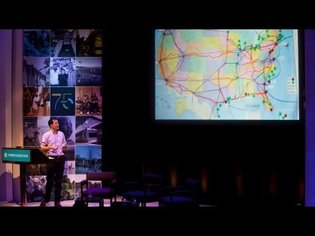 Change by Design: Rosten Woo on Collaborative Mapping