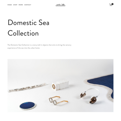 Domestic Sea Collection — Unit Lab