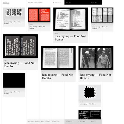 Design Inspiration / Bench.li