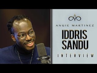 Iddris Sandu Breaks Down His Work w/Nipsey Hussle + Making It Cool To Be in Tech