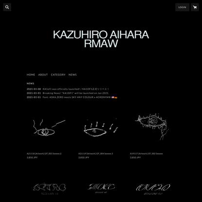 KAZUHIRO AIHARA RMAW