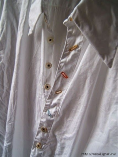 Angled buttonholes